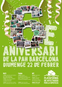 Poster 6e aniversari PAH 03