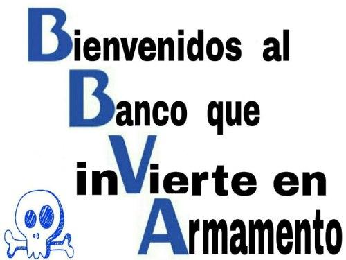 Revista alhora pah comencen les movilitzacions contra el for Bbva oficines barcelona
