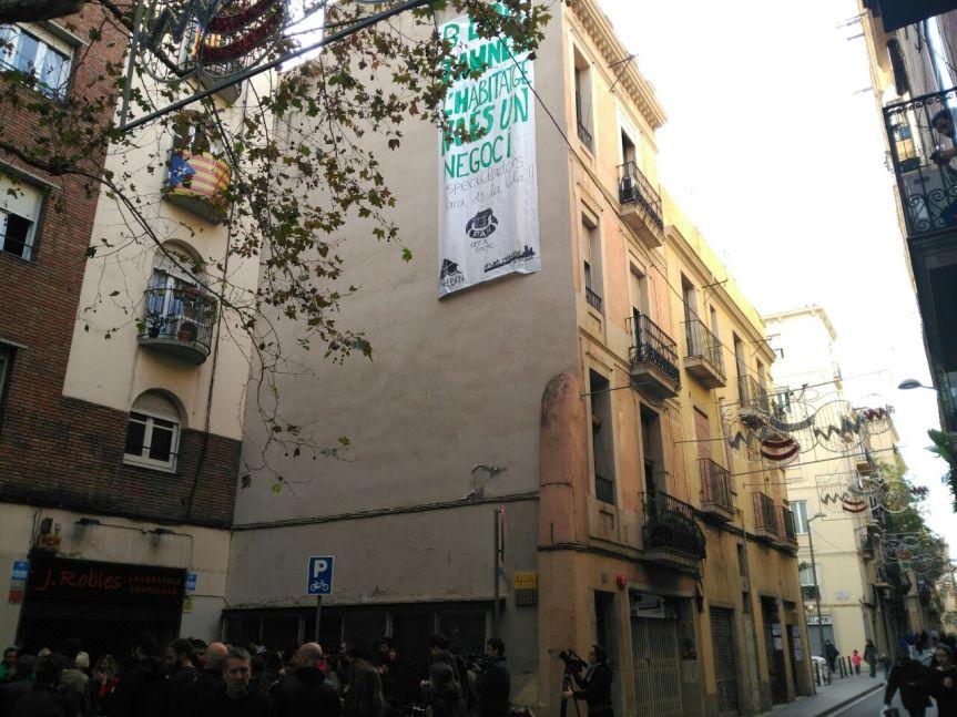 Damos la bienvenida a La Jahnela, nuestro nuevo bloque recuperado enGràcia.