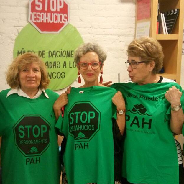 La antigua relatora de vivienda de la ONU da su apoyo a la Ley ViviendaPAH