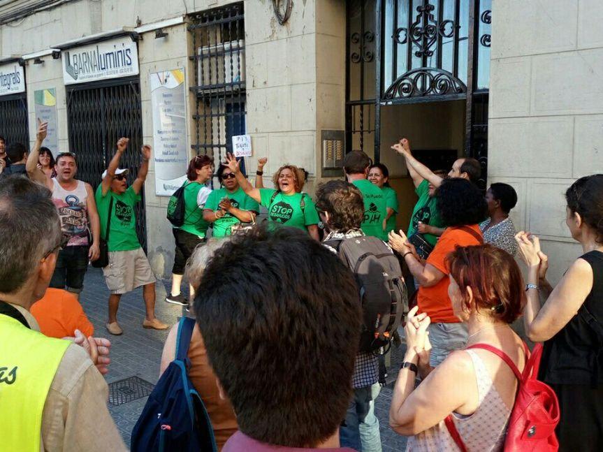 Crónica des de la visibilització del bloc#Aragó477