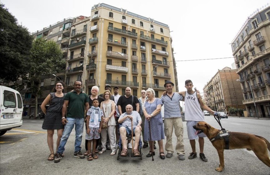 [Comunicat] La PAH de Barcelona interpel·la al fons voltorNorvet