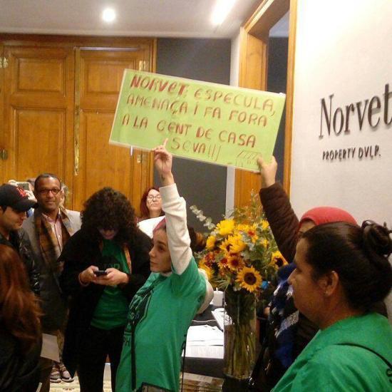 Pah barcelona plataforma d 39 afectats per la hipoteca - Norvet barcelona ...
